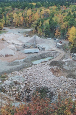 Mountain Lake Quarry