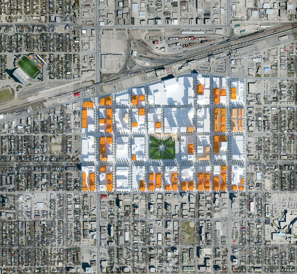 Regina Downtown Development Study