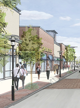 Commercial Planning And Site Design Our Services Mhbc
